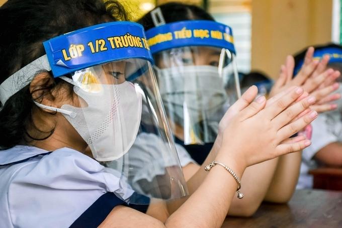 Học sinh từ bậc tiểu học đến THPT tại TP.HCM sẽ tựu trường vào ngày 1.9