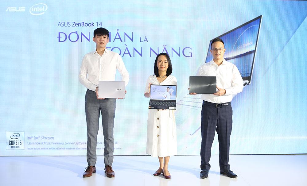 """ASUS giới thiệu ZenBook 14 (UX425), laptop 14"""" mỏng nhất thế giới với đầy đủ cổng kết nối"""