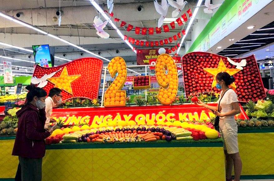 Mừng Quốc khánh 2.9, siêu thị Big C & GO! ưu đãi hàng ngàn sản phẩm