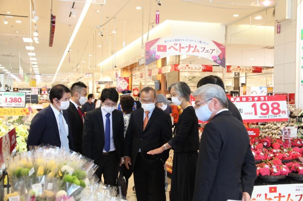 Thúc đẩy xuất khẩu hàng Việt vào thị trường Nhật Bản