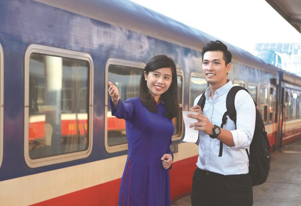 Mở bán vé tàu Tết Tân Sửu 2021 từ ngày 1.10