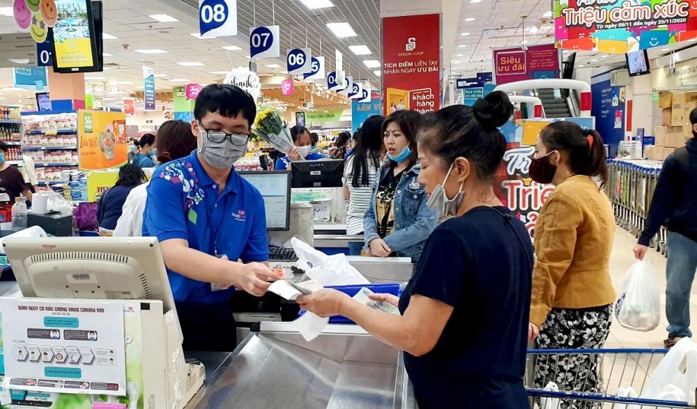 Hệ thống siêu thị Co.opmart rầm rộ giảm giá tri ân người tiêu dùng cả nước