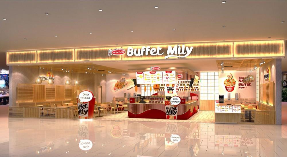 Acecook Việt Nam công bố dự án Nhà hàng mì ly tự chọn đầu tiên tại Việt Nam