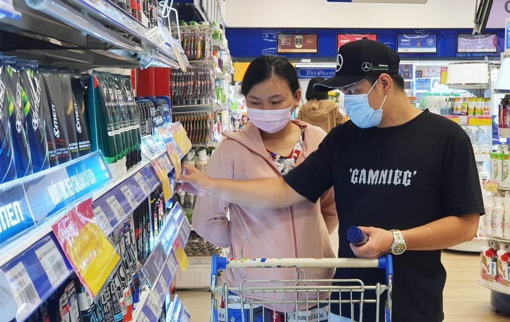 Co.opmart và Co.opXtra giảm giá mạnh 1.200 sản phẩm trang trí, vệ sinh nhà cửa đón Tết