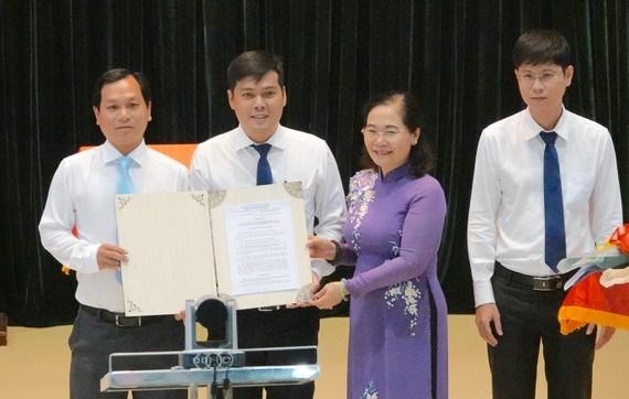 Ngày 4-2, TP.HCM chính thức có phường Võ Thị Sáu