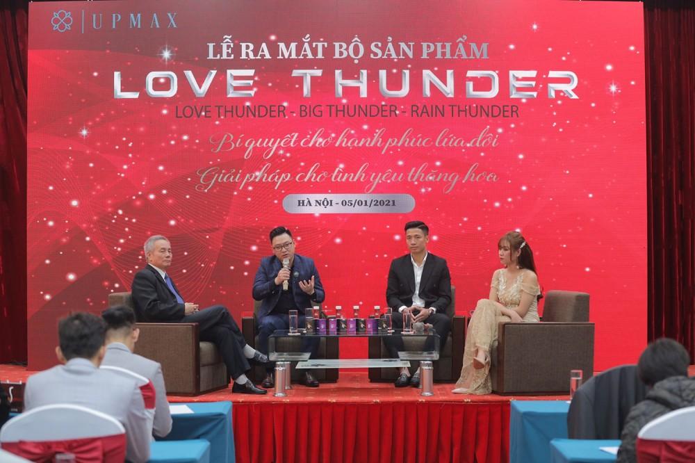 Love Thunder khẳng định chất lượng cùng PGS.TS Đại tá Hồ Bá Do