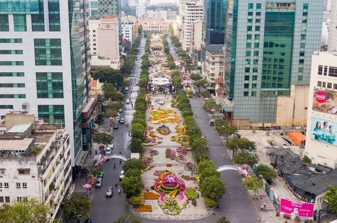 Thông báo điều chỉnh tổ chức giao thông phục vụ hoạt động Tết Tân Sửu 2021