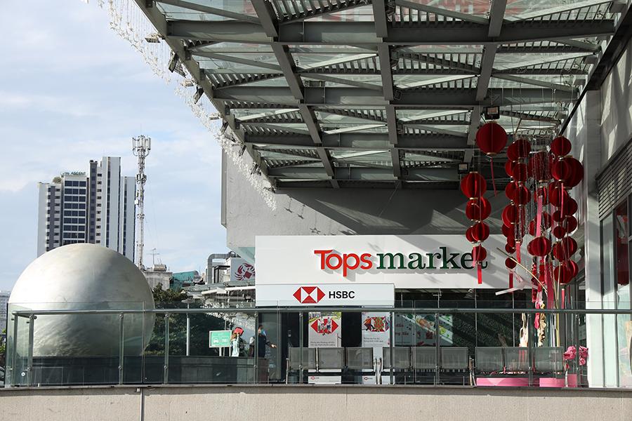 07 Siêu thị Big C sẽ chuyển đổi thành Tops Market