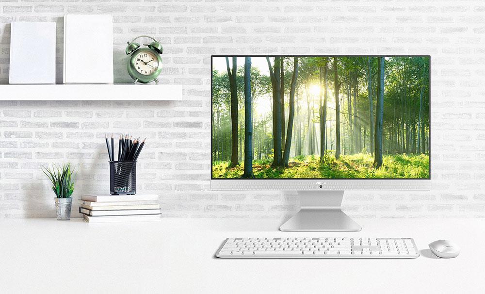 ASUS ra mắt máy tính đa năng thiết kế đẹp, màn hình NanoEdge và loa đa kênh hàng đầu phân khúc