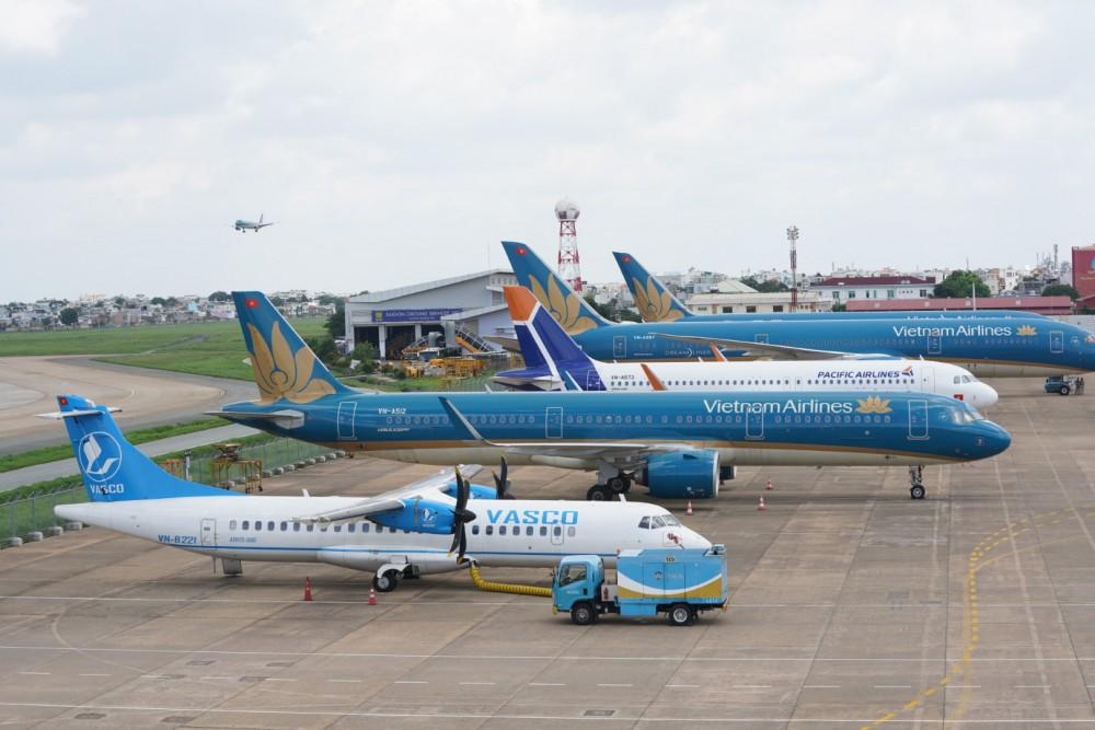Vietnam Airlines Group cung ứng gần 500.000 chỗ phục vụ hành khách dịp 30.4 & 1.5