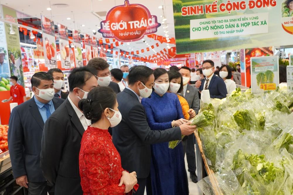 Central Retail khai trương trung tâm thương mại lớn nhất tại Thái Nguyên