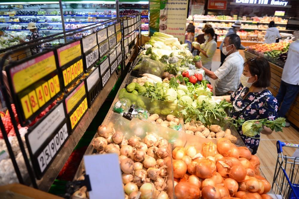 Saigon Co.op căng mình đảm bảo tốt phòng tuyến  lương thực, thực phẩm cho người dân TP.HCM