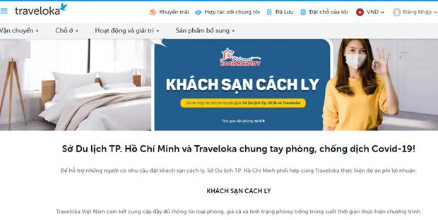 Người dân TPHCM có thể tự đặt phòng khách sạn khi có nhu cầu cách ly