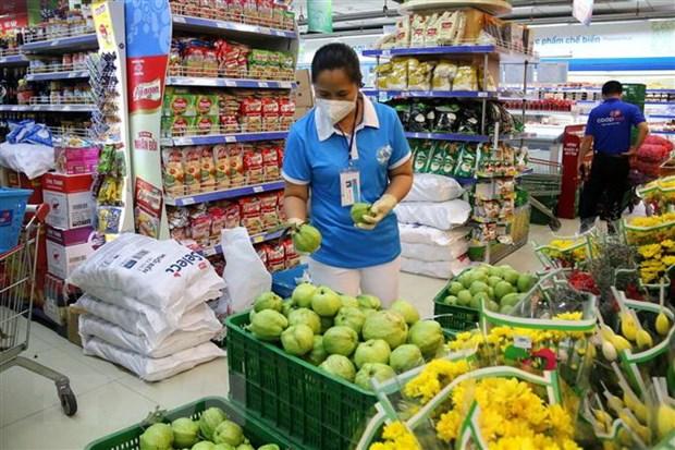 Tăng cường cung ứng nông sản, thực phẩm cho TP.HCM