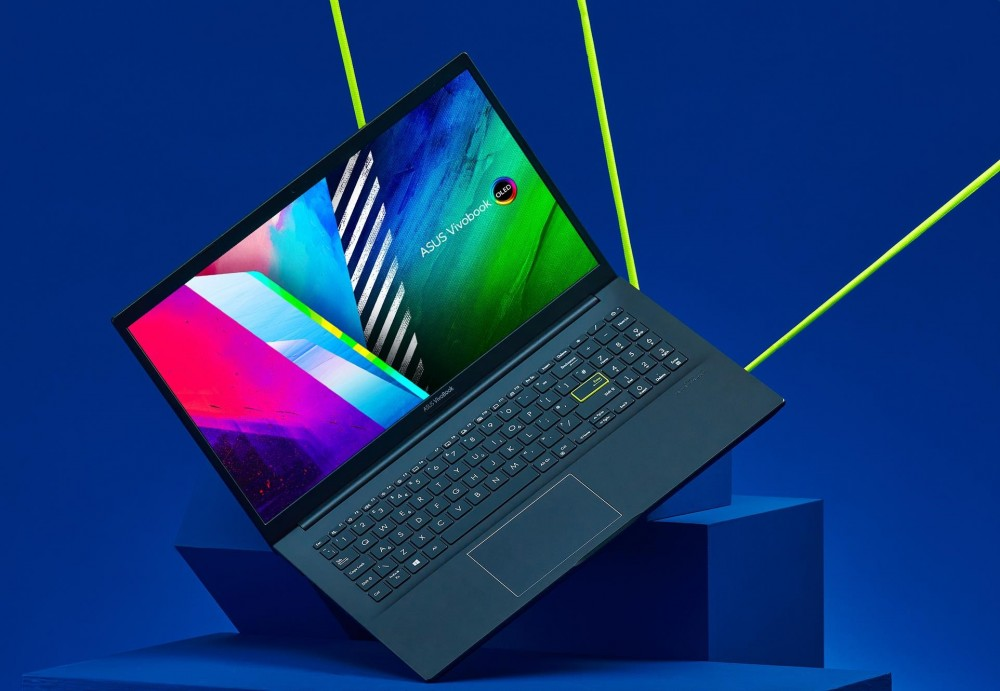 ASUS khởi động năm học mới đặc biệt với loạt laptop màn hình OLED mới