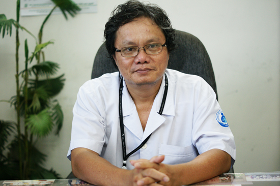 Bác sĩ Trương Hữu Khanh: F0 đừng để khổ vì kiêng cữ ăn