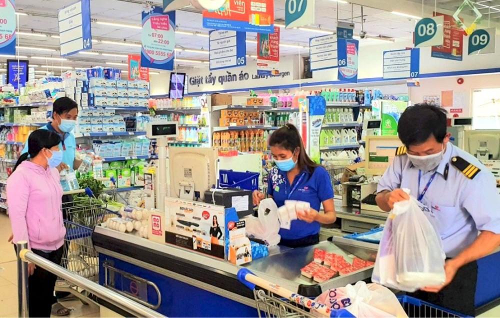 Các siêu thị của Saigon Co.op tại