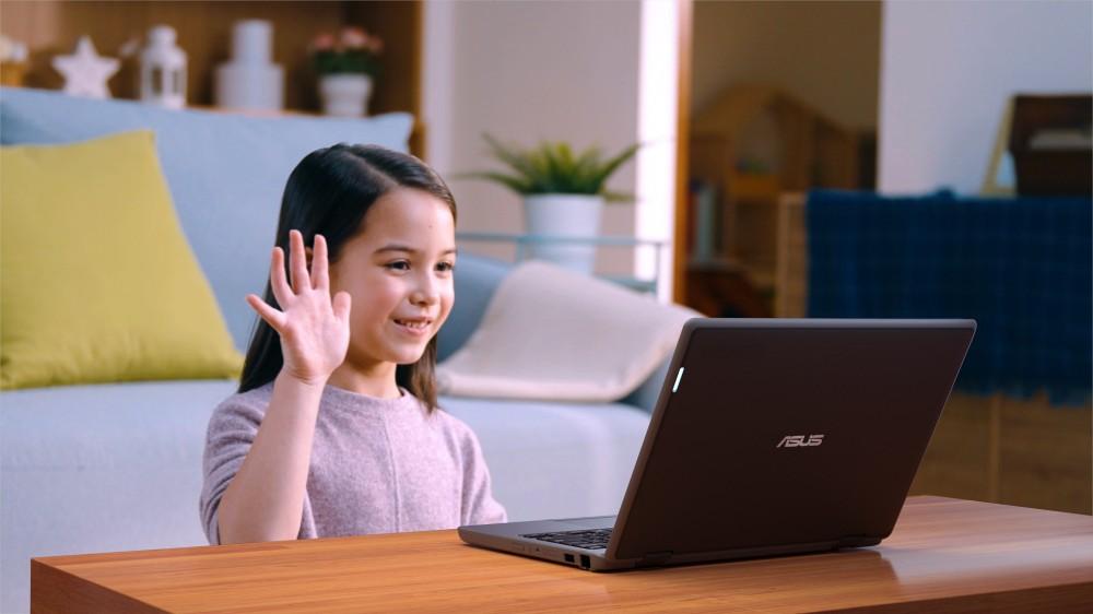 ASUS ra mắt laptop chuyên biệt dành cho học sinh tiểu học và trung học
