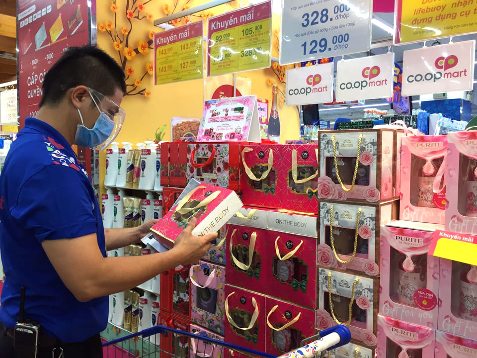 Saigon Co.op giảm giá mạnh hơn 1.000 sản phẩm chăm sóc sắc đẹp dành cho phái nữ