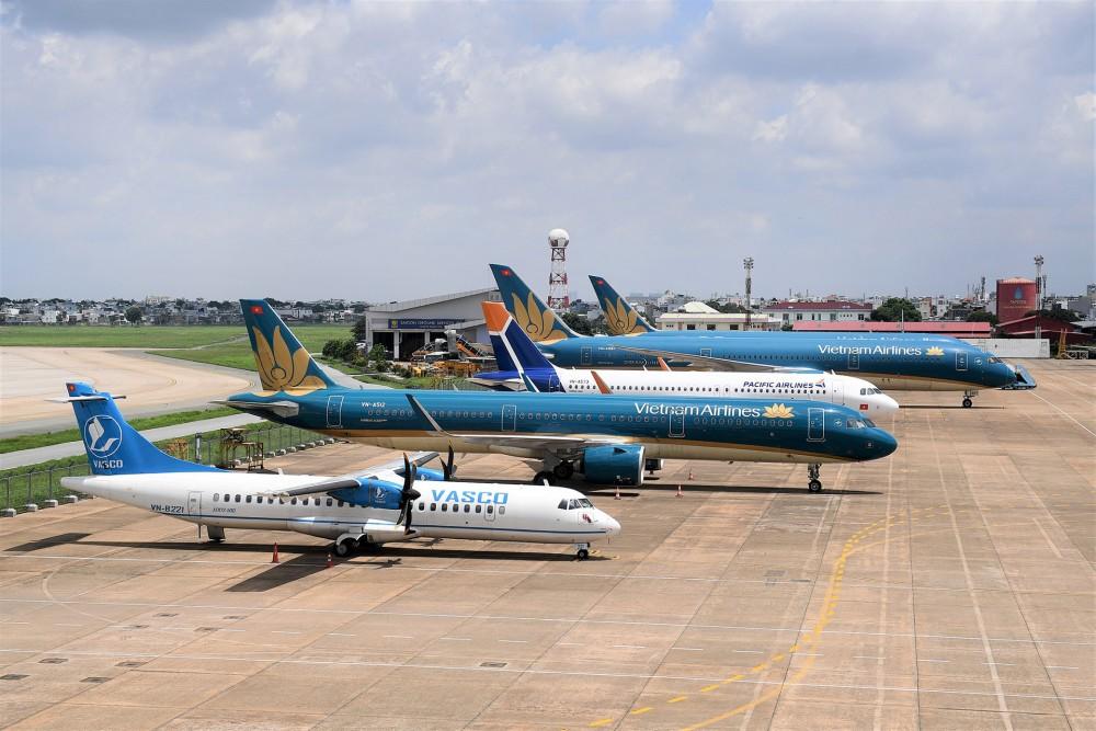 Vietnam Airlines Group sẽ khôi phục gần như hoàn toàn mạng bay nội địa